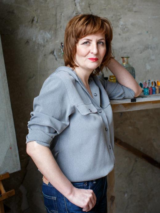 Авторский голос и автопортрет: писательница Махоша выпустила первую аудиокнигу
