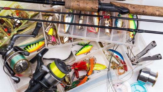 Товары для рыбалки в любое время года
