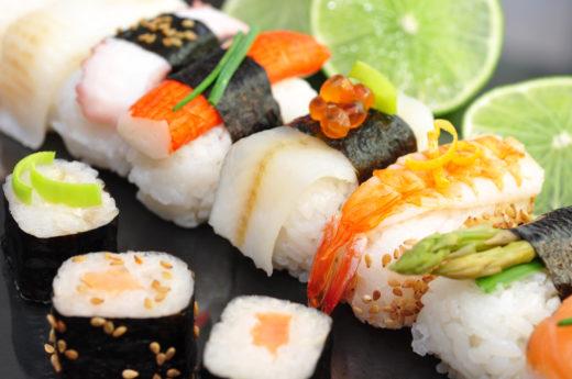 Обзор популярных сетей суши ресторанов Барнаула