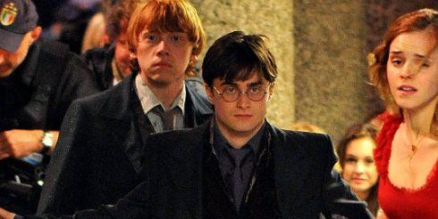 Обнаженный Гарри Потер в 3D формате