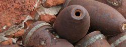 Военные инженеры Беларуси в 2008 году обезвредили более 10,5 тыс. взрывоопасных предметов