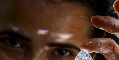 На аукцион выставлен самый крупный в мире бриллиант