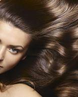 Блестящие волосы — признак здоровья