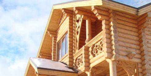 Деревянные дома – национальное достояние россиян