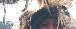 Охота на утку зимой