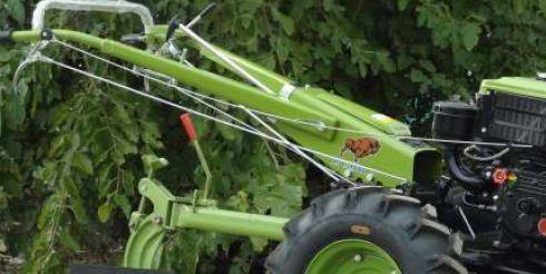 Украинские аграрии стремятся закупить мотоблоки к весне