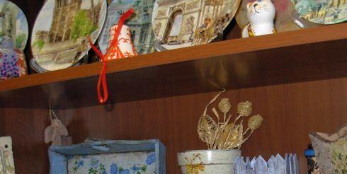 Как украсить квартиру изделиями Handmade