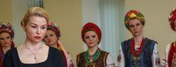 Виктория Лесничая провела в Киеве необычную выставку