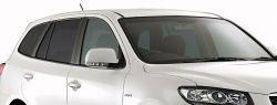 Hyundai Santa Fe – лучший выбор для ценителей надежных автомобилей