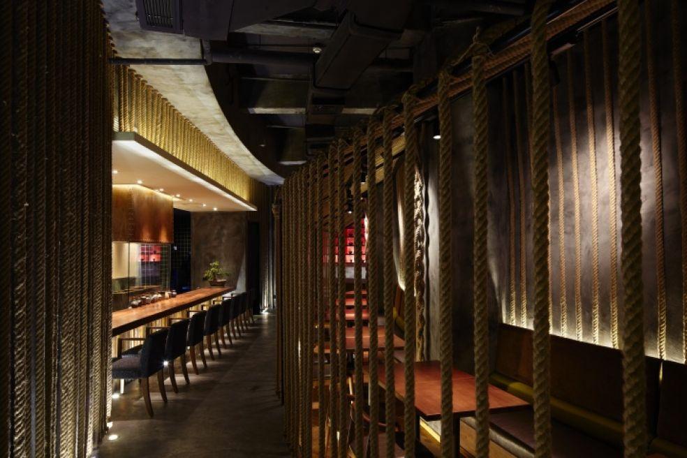 PRISM DESIGN с ресторанным комплексом Kemuri. Только для самых смелых!