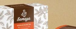 Студия Hattomonkey разработала дизайн упаковки грузинского чая