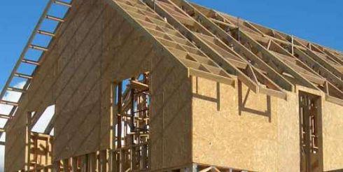 Особенности постройки каркасных домов