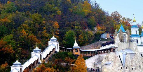 Путешествия по красивым местам Украины