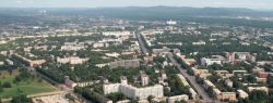 Как строился Комсомольск-на-Амуре