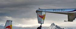 Скайдайвер Red Bull Sky Dive (фото, видео)