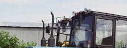 Современный трактор МТЗ-82 «Белорус»