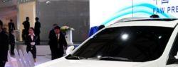 Флагманский кроссовер Lifan X80 скоро появится в России