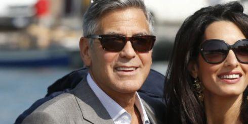 История любви Джорджа и Амаль Клуни: заядлый холостяк и …