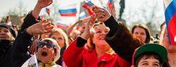 Более 80% россиян назвали себя счастливыми людьми