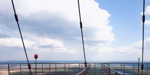 Вышка 270 метров