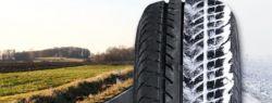 Всесезонные шины и российский климат