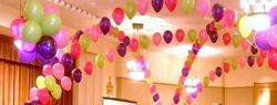 Как я заказала оформление праздника в компании «Планета шаров»