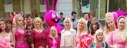 Весна завершилась в Москве парадом блондинок 2017