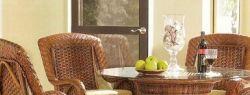 Как выбрать мебель из ротанга