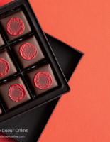 Онлайн-курс «Нарезные шоколадные конфеты» запускает Coup de Coeur Online