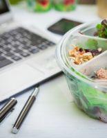 Обед в офисе — важные особенности здорового питания