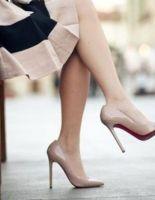 Бежевые туфли — идеальная обувь для женщин