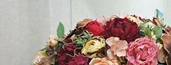 Искусственные цветы, способы использования