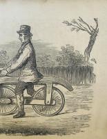 Викторианские велосипеды