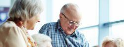 Особенности ухода в доме престарелых