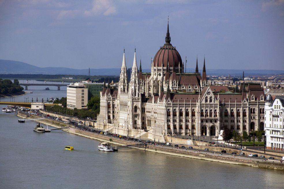 Только в Будапеште можно увидеть