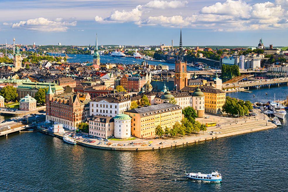 В Швеции