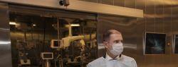 Михаил Романов посетил офтальмологическую клинику МНТК «Микрохирургия глаза» имени Святослава Федорова в Санкт-Петербурге