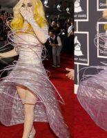 Эпатажная Lady Gaga