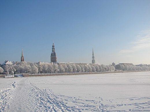 Прощай красавица-зима