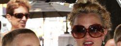 Бритни Спирс решила посвятить себя материнству