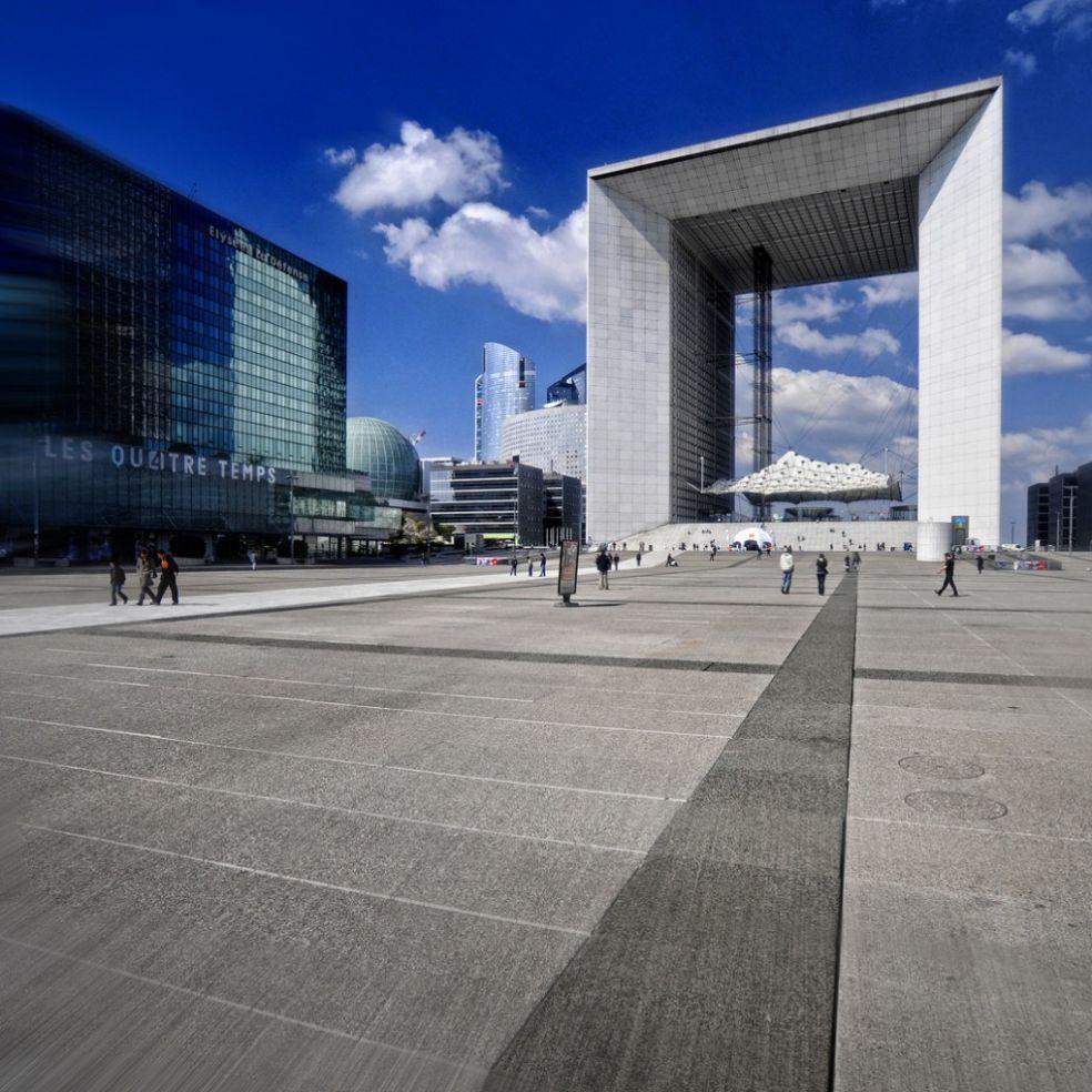 Деловой центр Парижа