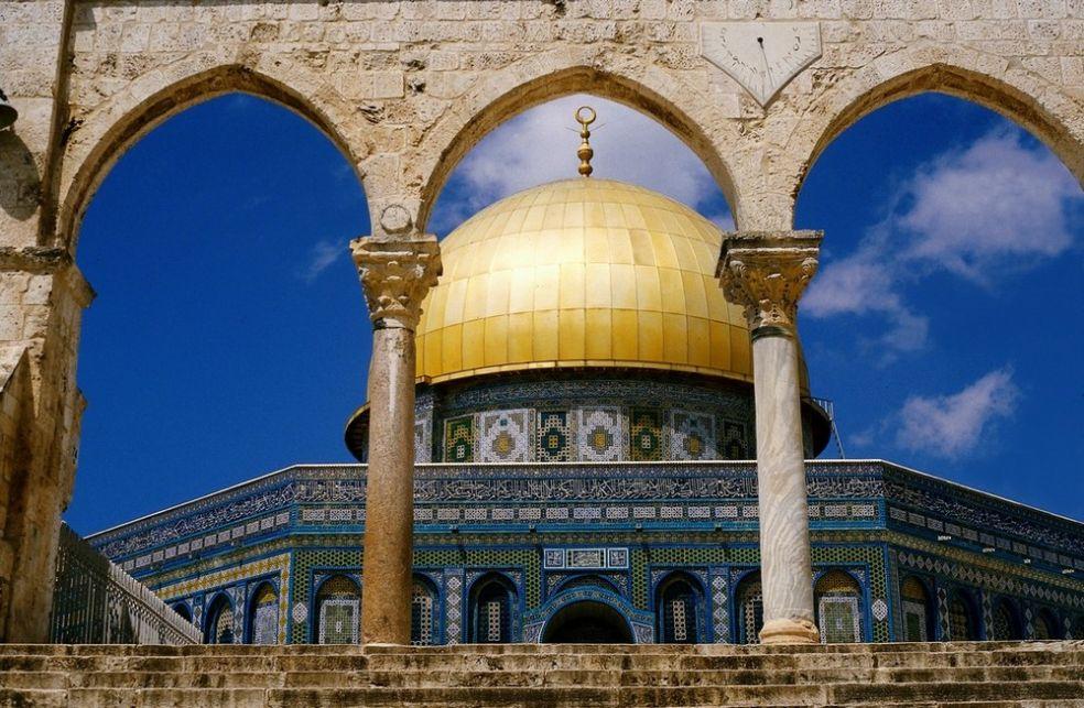 Аль-Акса в Иерусалиме