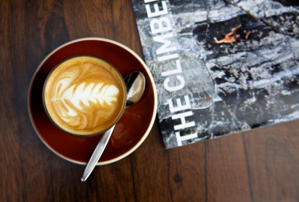 Кофе в Новой Зеландии