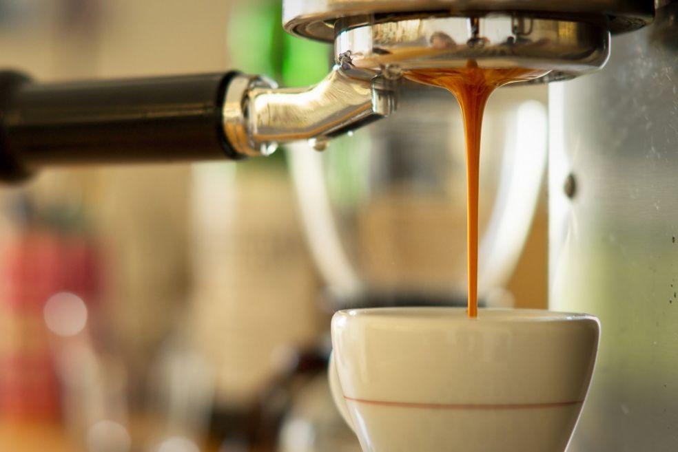 Кофе в Монмуте
