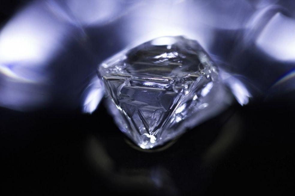 Бриллиант - камень твердых духом
