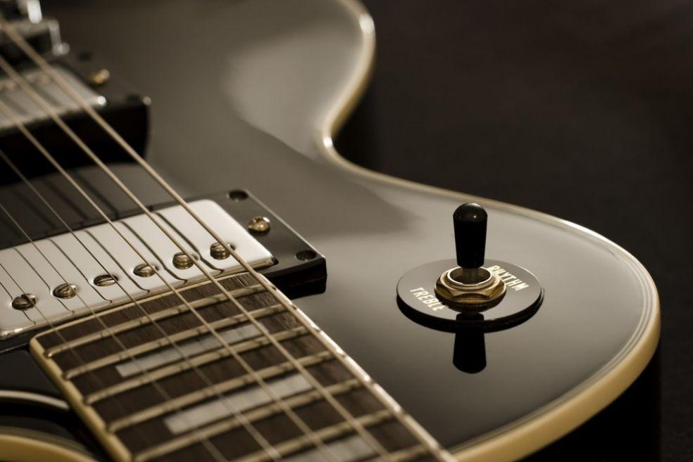 Гитара Les Paul