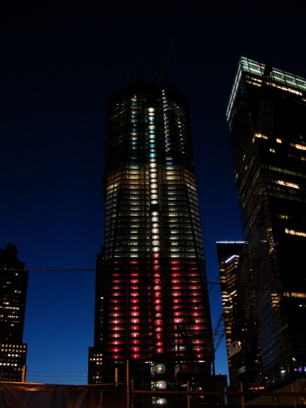 Парковая башня кондоминиума в Чикаго