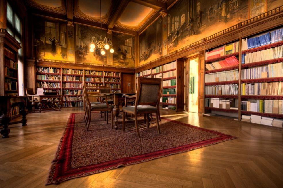 Старая библиотека Ревиситед, Нидерланды