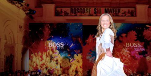 Показ Hugo Boss на Bosco — неделя моды в Москве