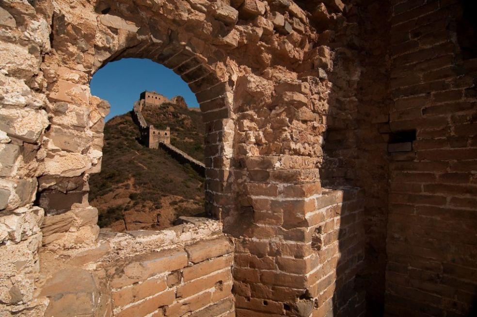Великая Китайская стена, Чэндэ